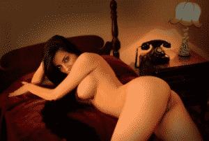 Línea erótica barata