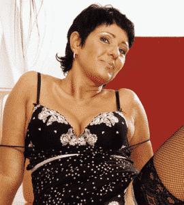 Número erótico con maduritas calientes